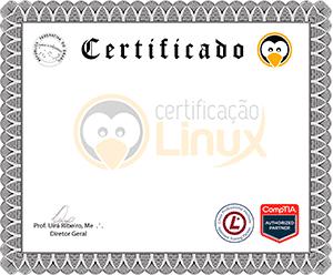 modelo Dicas do Certificação Linux