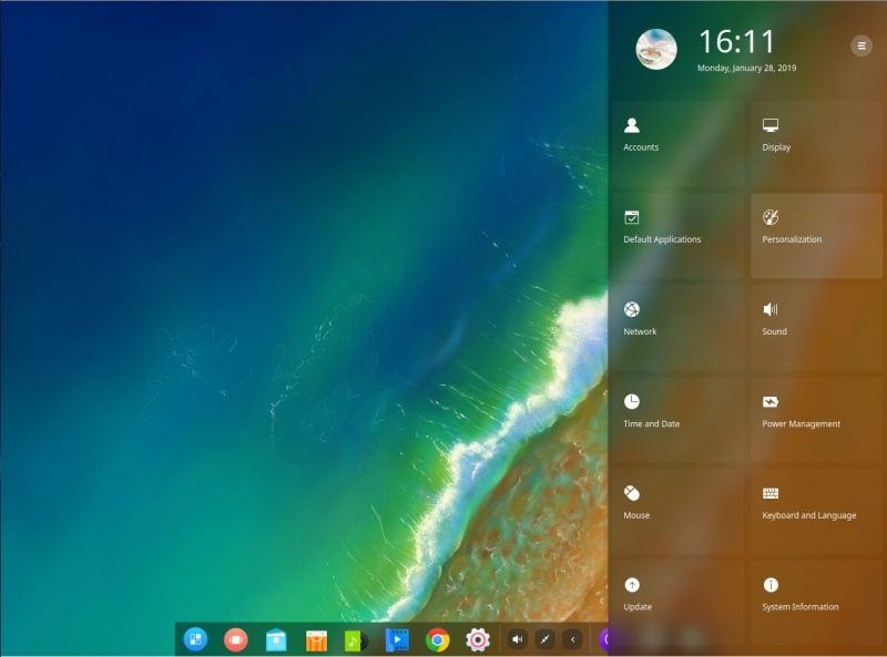 deepin 5 Melhores distribuições de Linux para novos usuários