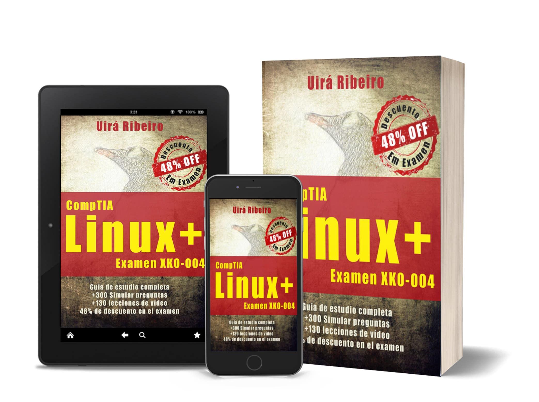 Libro CompTIA Linux